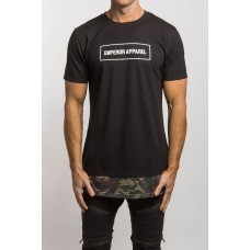 Emperor 27 T-Shirt Black/Camo