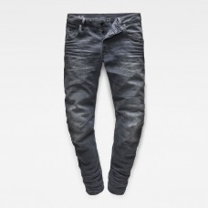 G-Star Arc 3d Slim Kess Grey Stretch Denim