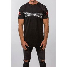 Emperor Apparel Arlington Tee Black