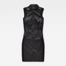 G-Star Lynn Slim Dress Black