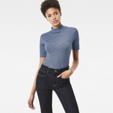 G-Star Xinva Slim Funnel Blue Stripe