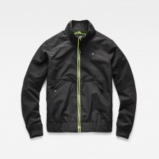 G-Star Deline Track Overshirt Black