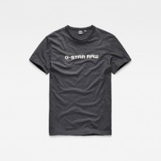 G-Star Loaq Tee Black Htr