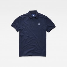 G-Star Dunda Polo Sathro Blue