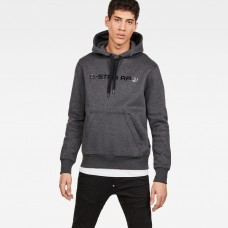 G-Star Loaq Hooded Sweat Black