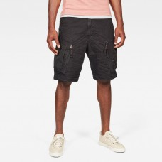 G-Star Arris Relaxed Short Dark Black