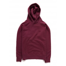 Deus Ex Machina Mike Shield Hoodie Sangria Red