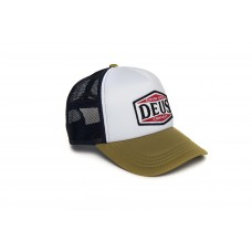 Deus Ex Machina American Twill Trucker Gold