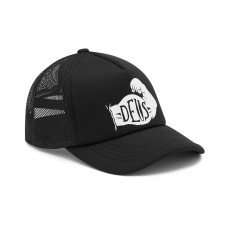 Deus Ex Machina Spinach Trucker Black
