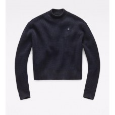 G-Star Fogela Knit Blue/Black