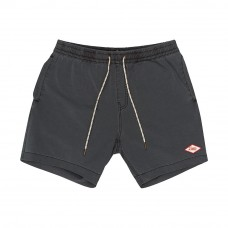 Deus Ex Machina Sandbar Garment Dye Board Short Phantom Black