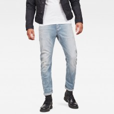 G-Star Arc 3D Slim Jean Faded Mineral Destroy