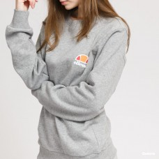 Ellesse Haverford Sweater Grey Marle