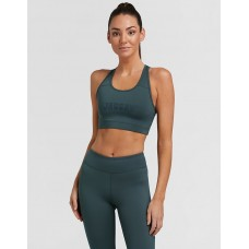 Jaggad High Support Crop Bra Cool Khaki