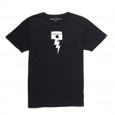 Deus Ex Machina Pisstin Tee Black