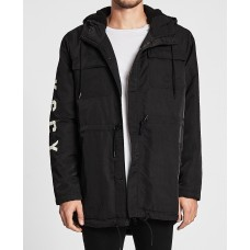 Kiss Chacey Squad Hooded Jacket Black