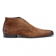 Politix Toure Mid Brown Boot
