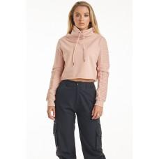 Nana Judy Adeline Sweater Crop Rose