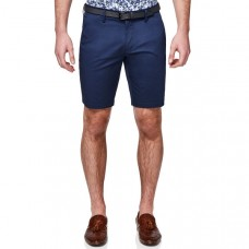 Politix Addai Chino Short Dark Navy