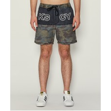 Kiss Chacey Assault Cruiser Short Camo