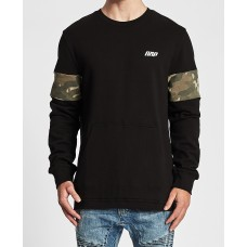 Nena and Pasadena Bar One Jumper Jet Black