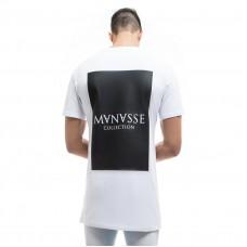 Manasse Basix Tee White