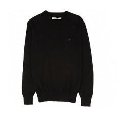 Ben Sherman Black Knit