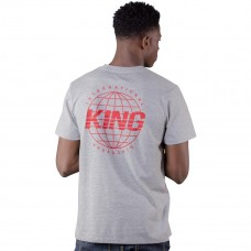 King Apparel Bethnal Tee Stone