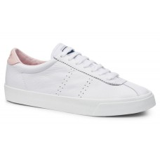 Superga 2843 Clubs Comfleau White/Pink