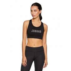 Jaggad Core Crop Black