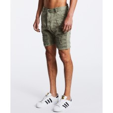 Nena Pasadena Destroyer Short Dusty Olive