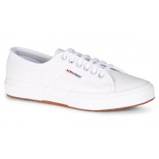 Superga Efglu White Leather