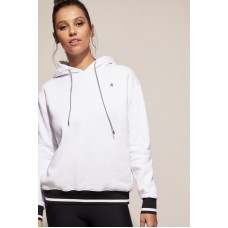 d+k active Free For All Hoodie White