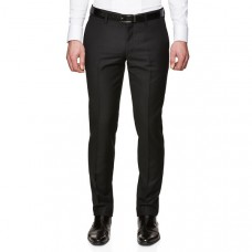 Politix Gifford Slim Fit Black Pant