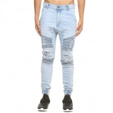 Nena and Pasadena Hellcat Pant Broken Bleach