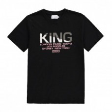 King Apparel Homerton Tee Black