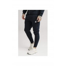 Sik Silk Muscle Fit Jogger Navy