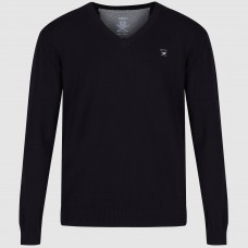 Diesel K-Benti V- Neck Knit Black Mens