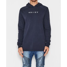 Kiss Chacey The Legion L/S Hooded Tee Pigment Carbon
