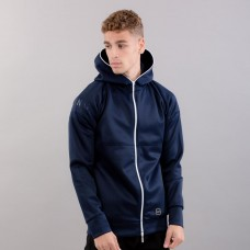 King Apparel Leyton Tech Fleece Hoodie Navy