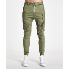Kiss Chacey Zeppelin Pant Lichen Green