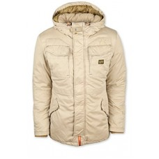 G-Star MFD Field Hooded Parka- Lion