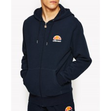 Ellesse Miletto Zip Hood Anthracite
