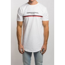 Emperor Naples T-Shirt White
