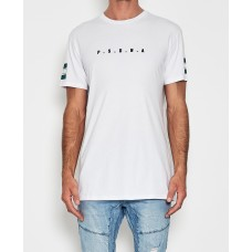 Nena and Pasadena Pride Relaxed Fit T-Shirt White