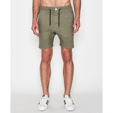 Nena Pasadena Commander Short Dusty Olive