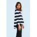 Cartel & Willow Orbit Logo Top Stripe /Pink