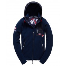 Superdry Core Polar Hood Navy