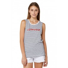 Elwood Roadie Tank Stripe