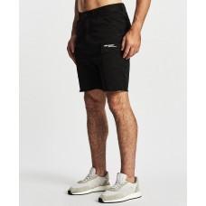 Nena and Pasadena Sabre Cargo Shorts Black